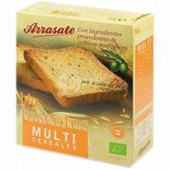 Arrasate Biscote multicereal bio caja 270 g