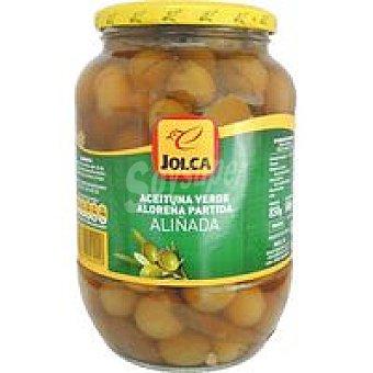 Jolca Aceitunas verdes aliã±adas Frasco 500 g