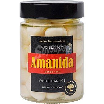 Amanida Ajo blanco Frasco 185 g neto escurrido