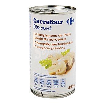 Carrefour Discount Champiñón laminado 185 g