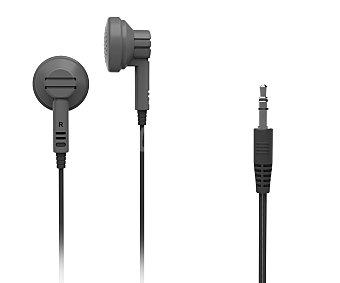 Selecline Auriculares tipo botón JY-E812 863748 con cable, negro 863748 con cable, negro