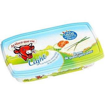 LA VACA QUE RIE crema de queso para untar light envase 150 g