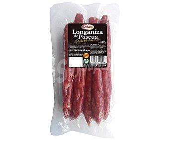 Carnicas Serrano Longaniza de pascua 240 gramos