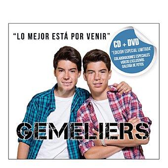 Lo mejor esta por venir E.E.L. (Gemeliers) CD+DVD 1 ud