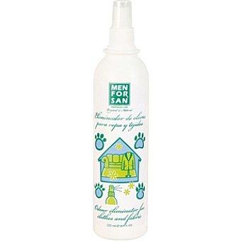 MENFORSAN Eliminador de olores en ropa y tejidos pistola 250 ml