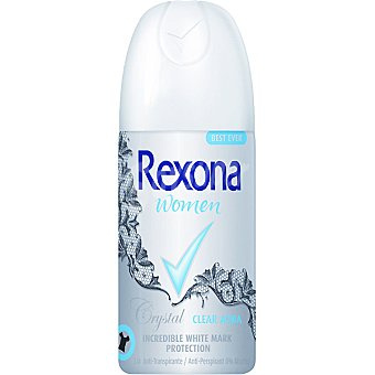 Rexona Women desodorante Crystal Clear Aqua mini Spray 35 ml