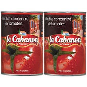Le Cabanon Tomate concentrado Pack 2 unid