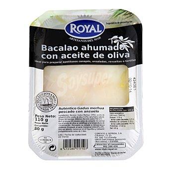 Royal Bacalao ahumado con aceite de oliva 100 g