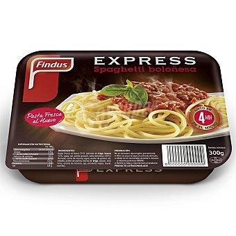 Findus Spaghetti bolognesa Envase 300 gr
