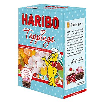 Haribo Toppings 150 g