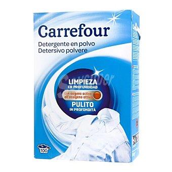 Carrefour Detergente en polvo 100 cacitos