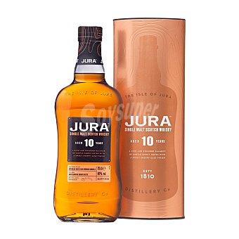 Jura Whisky escocés 10 años 70 cl