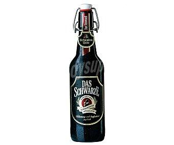 SCHWABEN BRÄU Das Schwarze cerveza negra alemana botella 50 cl 50cl
