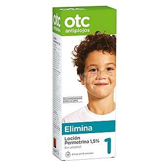 Ferrer Otc antipiojos loción permetrina 1,5% 125 ml