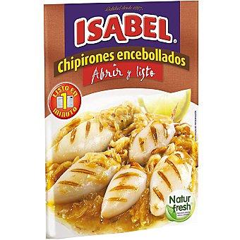 Isabel Chipirones encebollados Sobre de 160 g