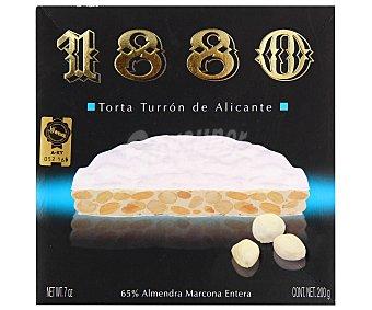 1880 Torta de Alicante calidad suprema D.O. Caja 200 g