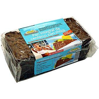 Mestemacher pan integral de centeno con müsli paquete 500 g Paquete 500 g