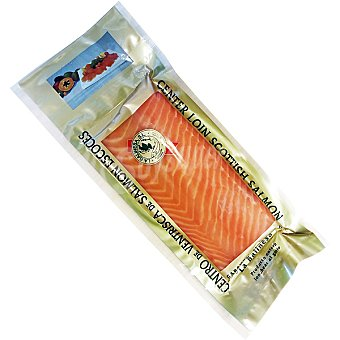 LA BALINESA Centro de ventresca de salmón escocés Envase 250 g