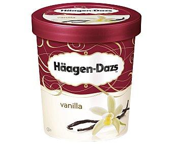 Häagen-Dazs Helado de vainilla Tarrina 500 ml