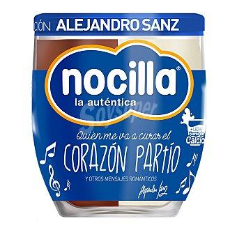 Nocilla Doble crema de cacao y leche con avellanas 200 g