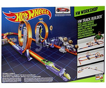 HOT WHEELS Megacircuito Infinito 1u