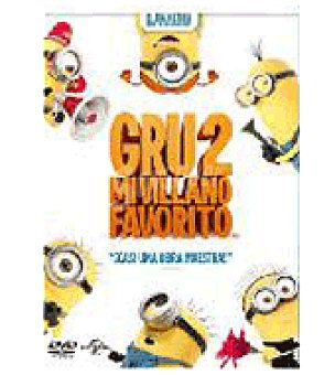 Gru mi Villano favorito 2 DVD