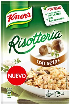 Knorr Risotteria con Setas Knorr