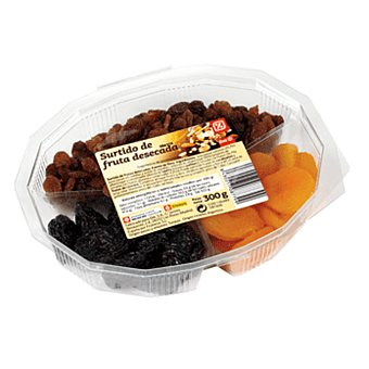 DIA Surtido de frutas desecadas barqueta 300 gr