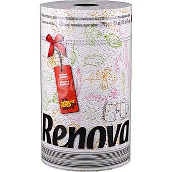 Renova Rollo de cocina decorado Envase 1 unidad