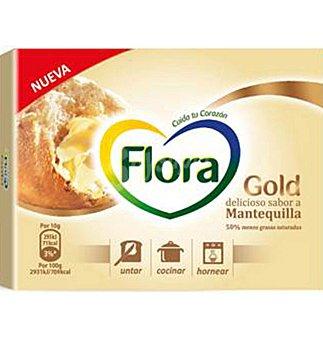 Flora Margarina pastillas 10 unidades