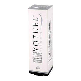 Yotuel Dentífrico all in one coolmint 75 ml