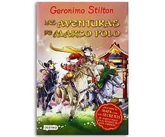 INFANTIL JUVENIL Grandes historias de Geronimo Stilton: Las aventuras de Marco Poco, vv.aa. Género: infantil, juvenil, aventuras. Editorial: Destino. Descuento ya incluido en pvp. PVP anterior: