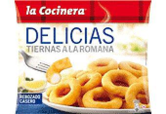 La Cocinera Delicias calamares 400 GRS