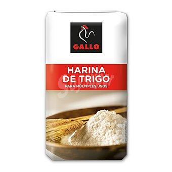 Gallo Harina de trigo 1 kilogramo