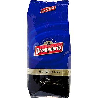 DROMEDARIO Café natural en grano paquete 500 g
