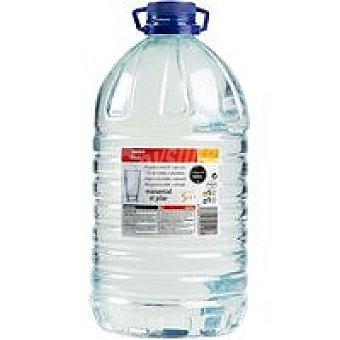 Eroski Basic Agua mineral Garrafa 5 litros