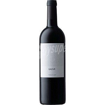 GAZUR Vino tinto joven DO Ribera del Duero Botella 75 cl