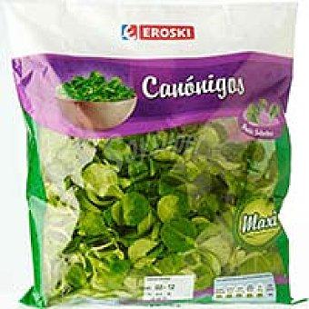 Eroski Canónigos Maxi Bolsa 200 g