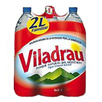Viladrau Agua mineral Pack 6x2 litros