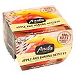 Postre de manzana y plátano sin azúcar añadido Fruits Pack de 2 unidades de 100 g Anela