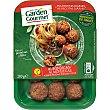Albóndigas vegetarianas a base de sésamo, proteína de soja y trigo Bandeja 200 g Gourmet Garden
