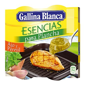 Gallina Blanca Esencia de ajo y perejil 4 ud