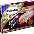 Cream Crisp de caramelo Pack 3x66 ml Häagen-Dazs