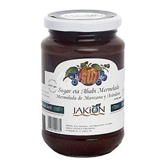 Jakion Mermelada casera de manzana + arándano 425 g