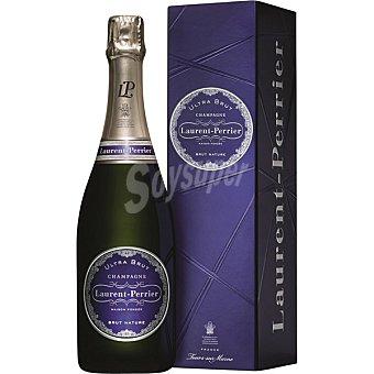 Laurent-Perrier Champagne Ultra Brut nature con estuche botella 75 cl botella 75 cl