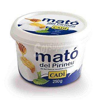 Mato Del Pirineu Queso fresco 250 Gramos