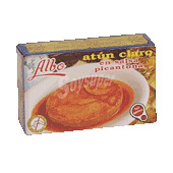 Albo Atún claro en salsa picanto 112 GRS