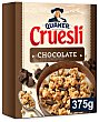 Cereales muesli con chocolate Cruesli 375 g Quaker