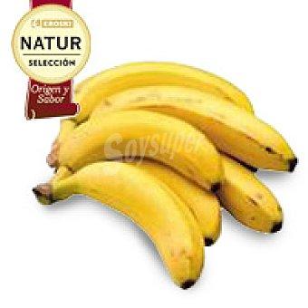 Eroski Natur Plátano canario Eroski al peso
