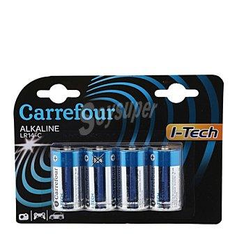 Carrefour Pilas LR14 itech 4 ud